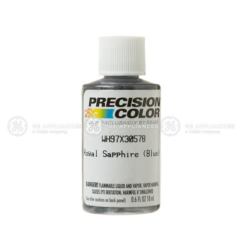 ROYAL SAPPHIRE TOUCH UP PAINT 0.6 OZ BOTTLE — Model #: WH97X30578