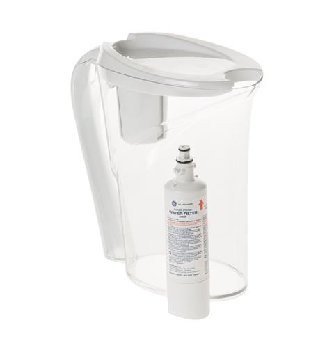 Refrigerator Autofill Pitcher Assembly — Model #: WR01X25521