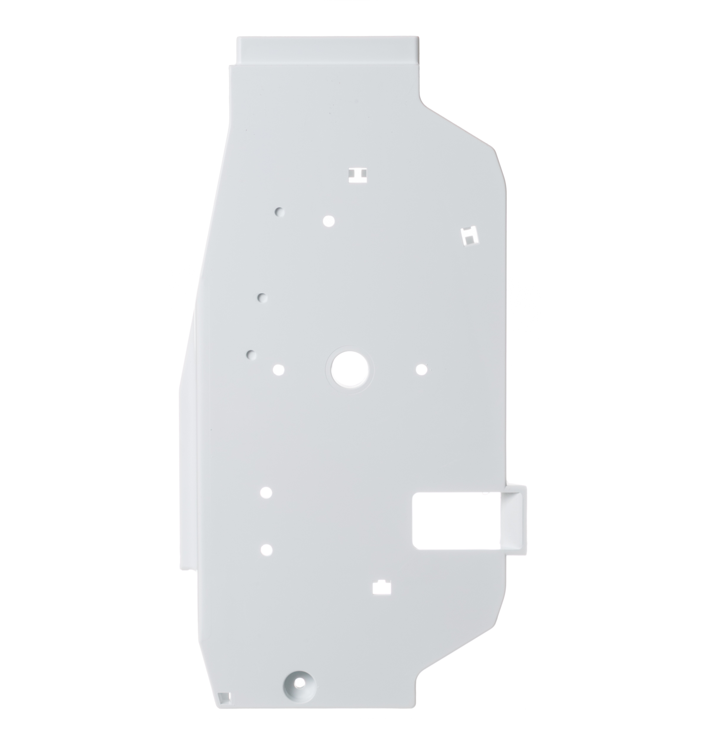 GE Cover Motor Back WR17X12323