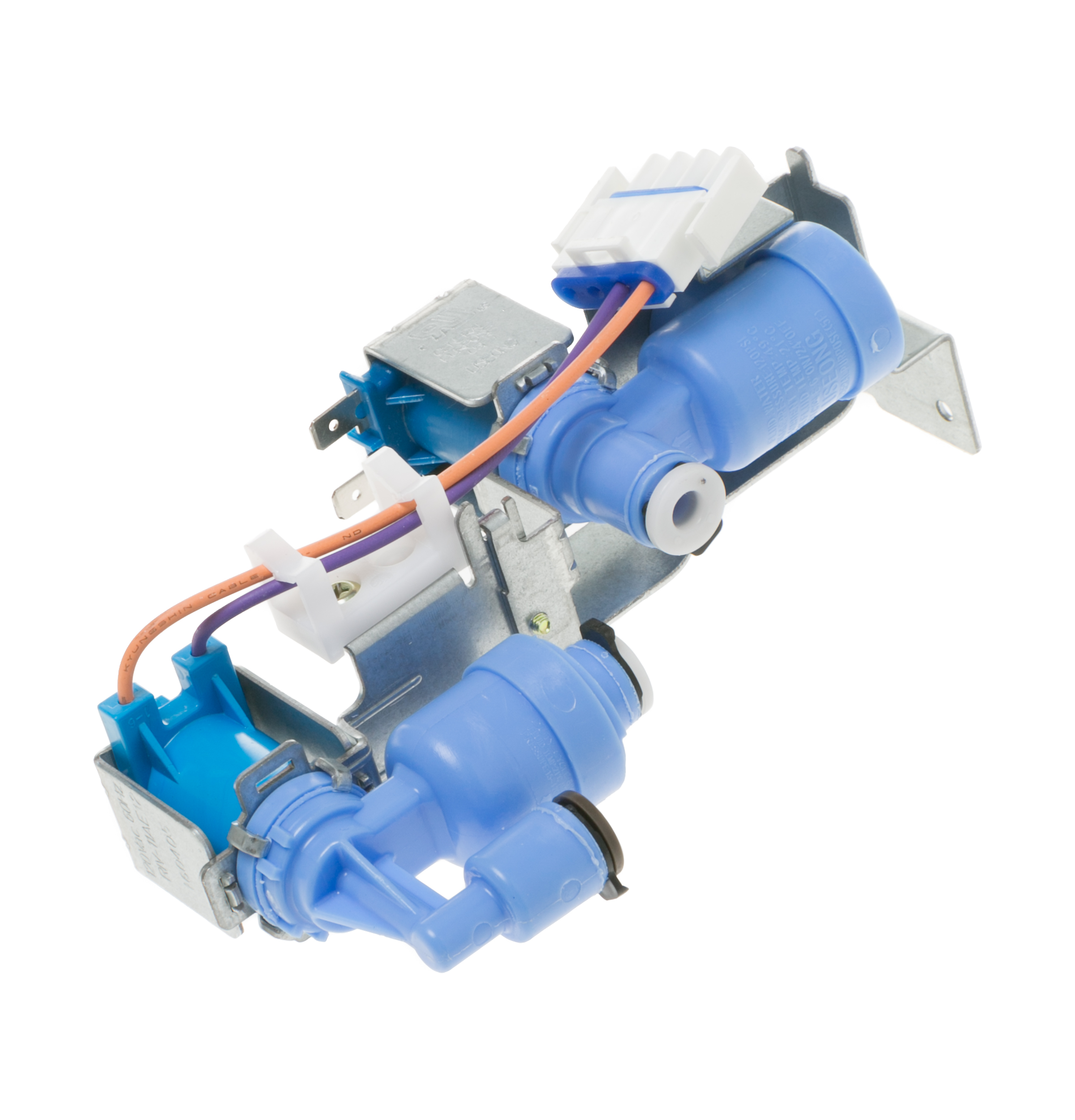 WR57X25917 GE Double valve free shipping