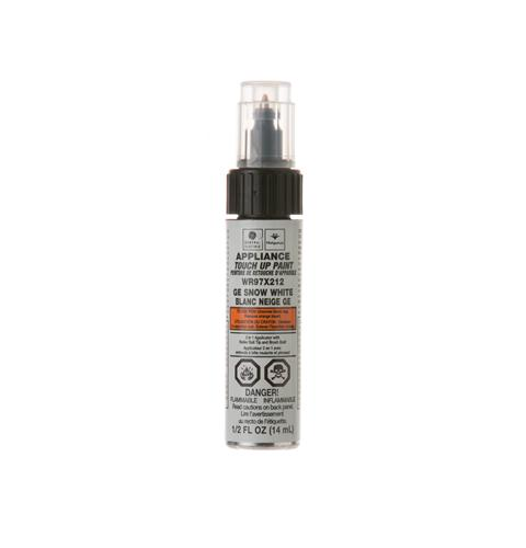Snow White Paint Touch Up Stick .5 oz. — Model #: WR97X212
