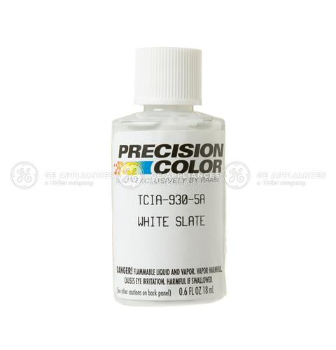Matte White Slate Touch-Up Paint Bottle .6oz — Model #: WR97X30886