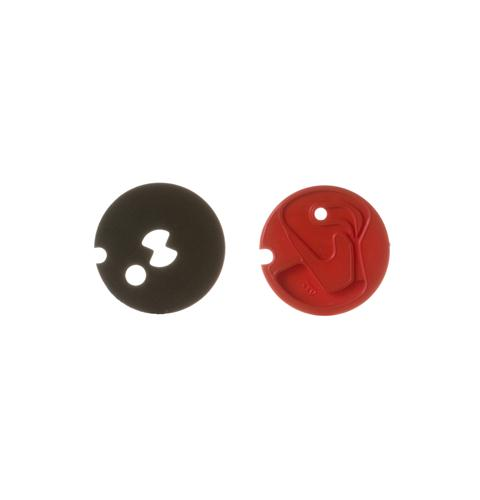 Water System Gasket Nozzle/Vent — Model #: WS08X10006