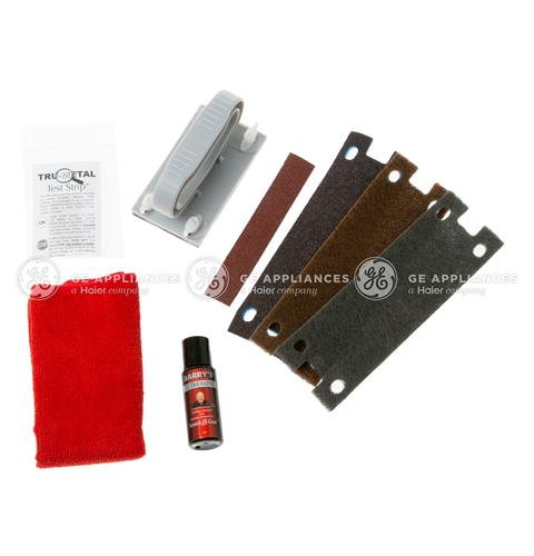Scratch-B-Gone Stainless Steel Scratch Remover Kit — Model #: WX05X10210