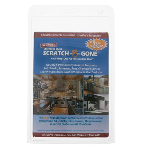 Wx05x10210 scratch b gone stainless steel scratch How to take scratches out of stainless steel appliances