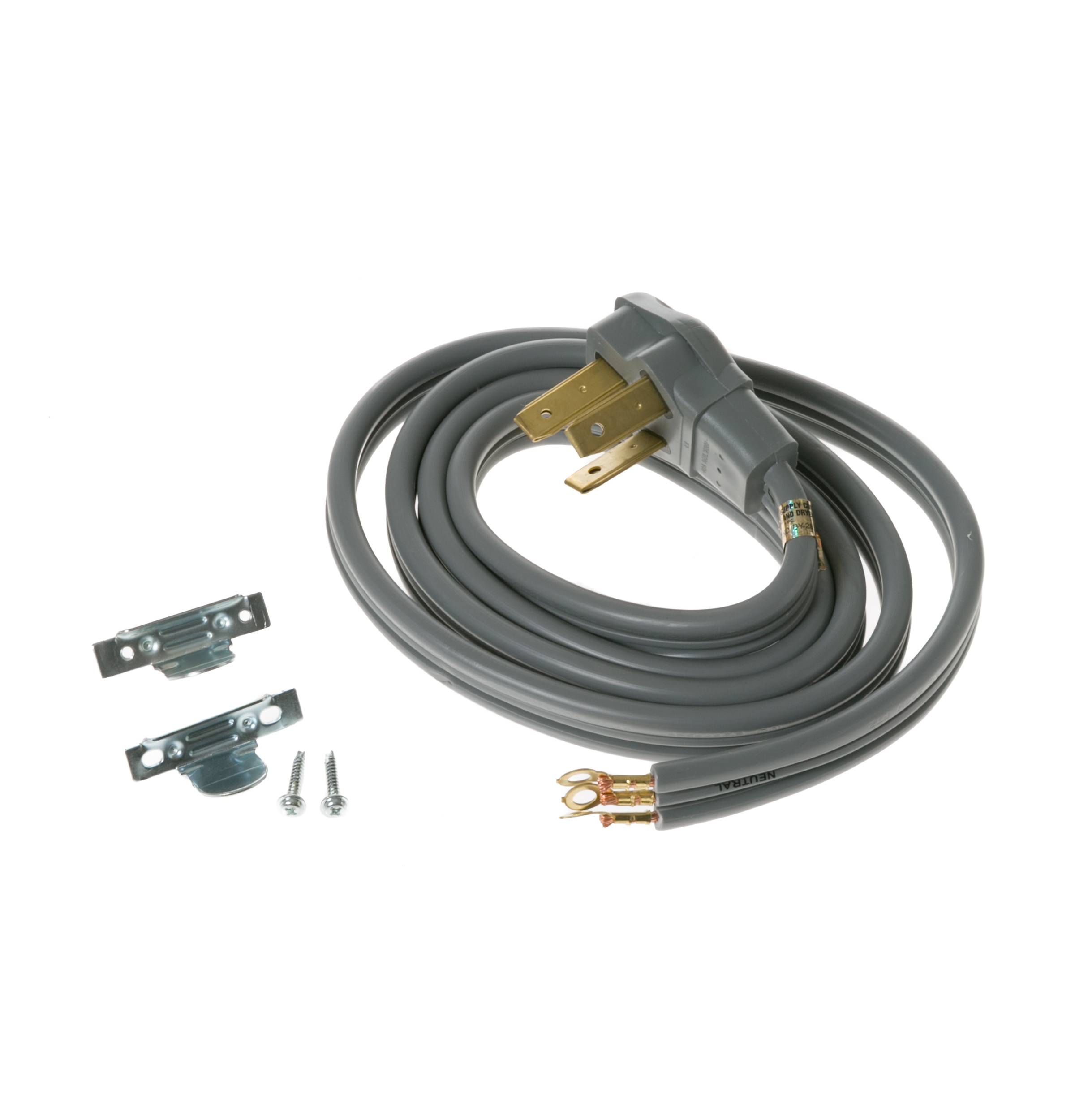 Wx09x10008 6 40amp 3 Wire Range Cord Ge Appliances Parts Wiring 4 Wires To A Plug Maytag Dryer Electrician Talk Product Image