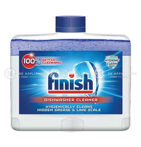finish® Dishwasher Cleaner — Model #: WX10X10209