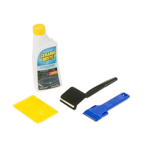**Special Buy** Cerama Bryte Cooktop Cleaning Kit - $8.50 — Model #: WX10X117GCS