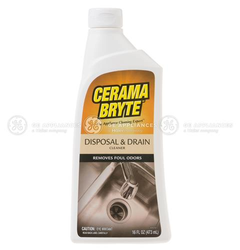 Cerama Bryte Disposal & Drain Cleaner — Model #: WX10X311