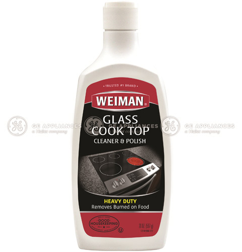 Glass Cook Top Cleaner & Polish — Model #: WX10X313