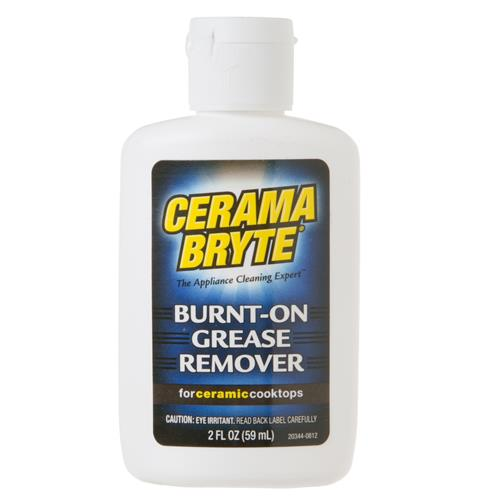Cerama Bryte Burnt-On Grease Remover — Model #: WX10X320