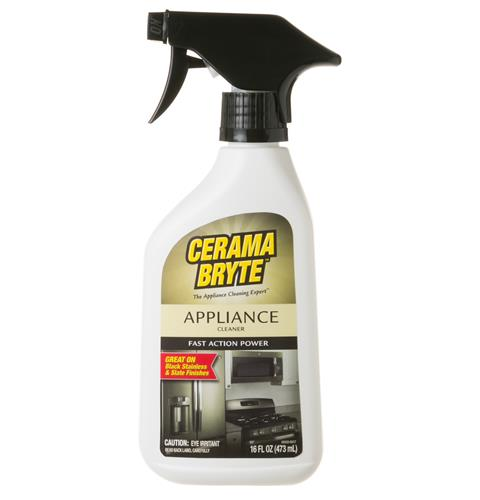 Cerama Bryte Appliance Cleaner — Model #: WX10X392