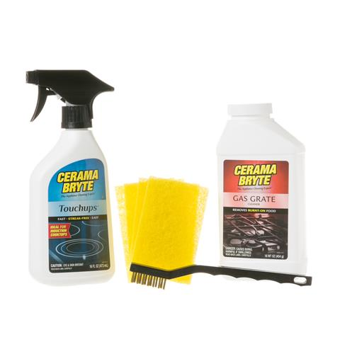 Gas Range & Grate Cleaning Kit — Model #: WX11X10003