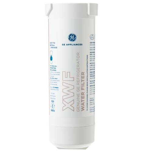 GE® XWF Refrigerator Water Filter — Model #: XWF
