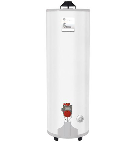 Ge Natural Gas Water Heater  Gallon