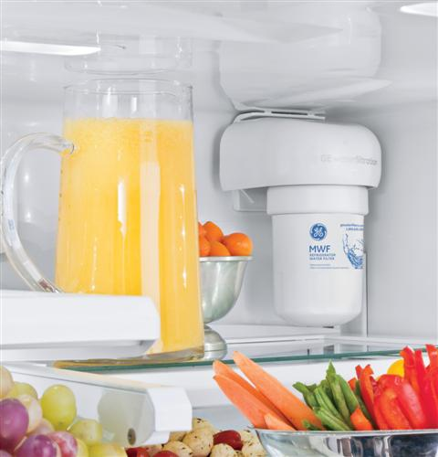 Mwfp Ge Mwf Refrigerator Water Filter Ge Appliances Parts