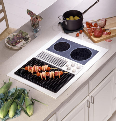 Modular cooktop options
